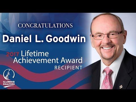 Video of Daniel Goodwin, Illinois REALTORS® Lifetime Achievement Award
